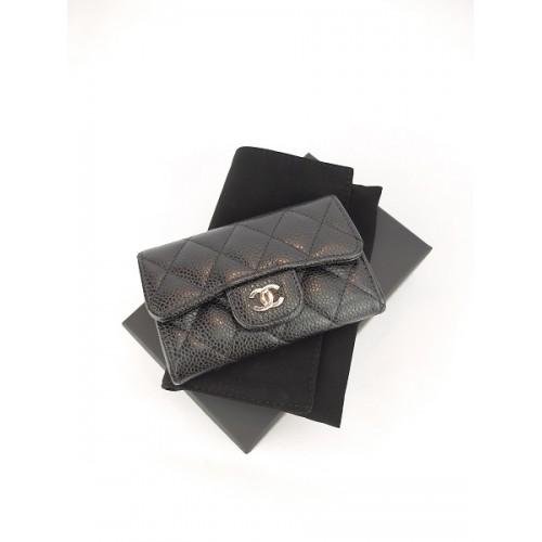 db6755d48d1c Chanel Caviar Classic Card.